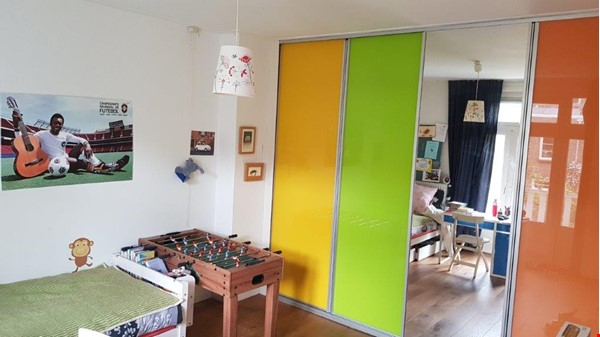 Beautiful, spacious house in quiet, green neighborhood close to citycenter Home Rental in Amsterdam 8 - thumbnail