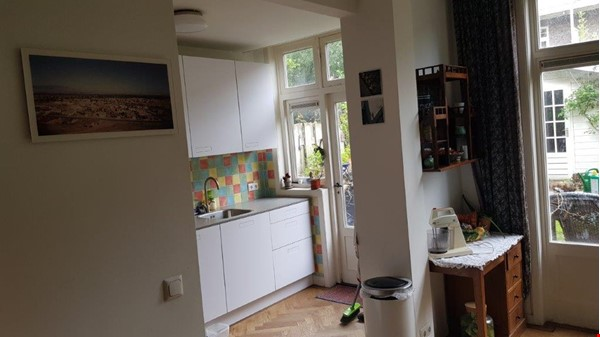 Beautiful, spacious house in quiet, green neighborhood close to citycenter Home Rental in Amsterdam 4 - thumbnail