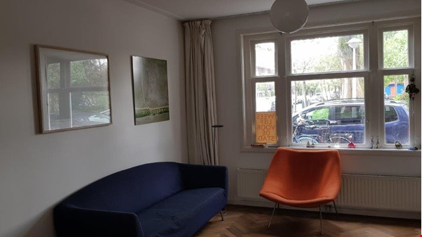 Beautiful, spacious house in quiet, green neighborhood close to citycenter Home Rental in Amsterdam 5 - thumbnail