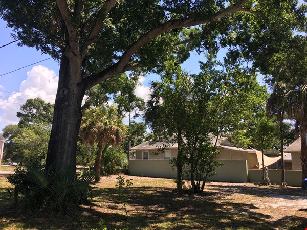 Lovely 2 Bedroom 1920's bungalow with huge garden in GREAT location Home Rental in St. Petersburg 2 - thumbnail