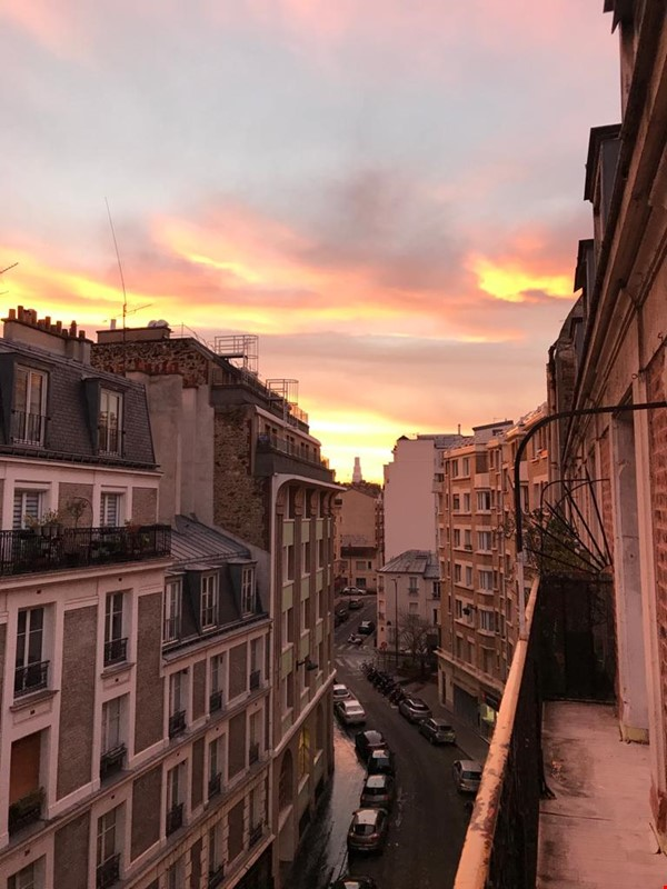 Sunny 1BR apartment in the Ménilmontant / Oberkampf area Home Rental in Paris 0 - thumbnail