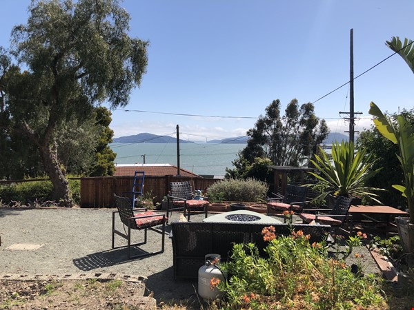Inspiring Bay Area View Artists House for summer sublet! Home Rental in Richmond 1 - thumbnail