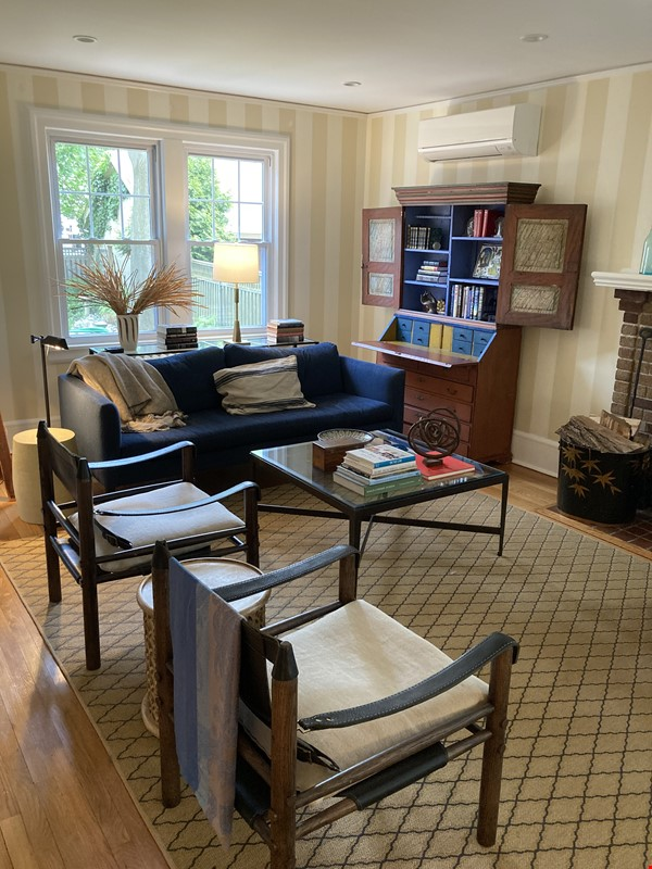 Charming 8 room Georgian-style house with garden 35 min from midtown NYC Home Rental in New Rochelle 2 - thumbnail