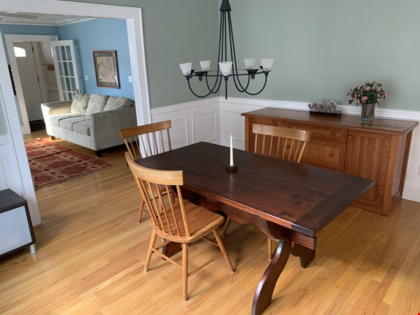 Warm, bright, safe furnished apartment near Harvard and MIT Belmont Schools Home Rental in Belmont 0 - thumbnail