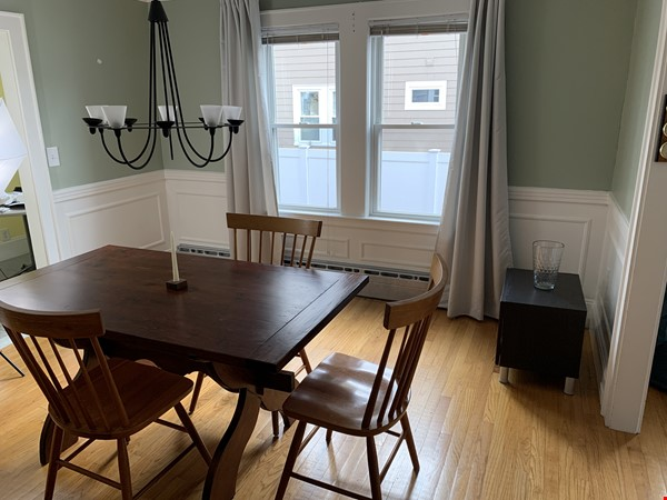 Warm, bright, safe furnished apartment near Harvard and MIT Belmont Schools Home Rental in Belmont 1 - thumbnail
