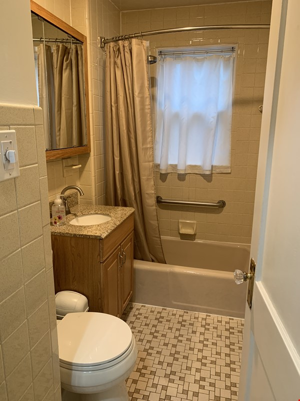 Warm, bright, safe furnished apartment near Harvard and MIT Belmont Schools Home Rental in Belmont 5 - thumbnail