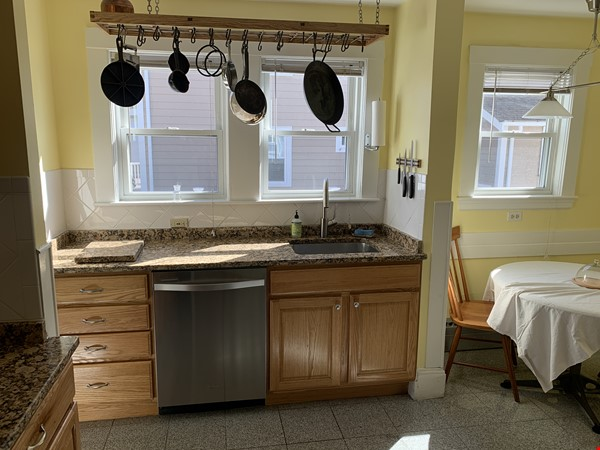 Warm, bright, safe furnished apartment near Harvard and MIT Belmont Schools Home Rental in Belmont 3 - thumbnail