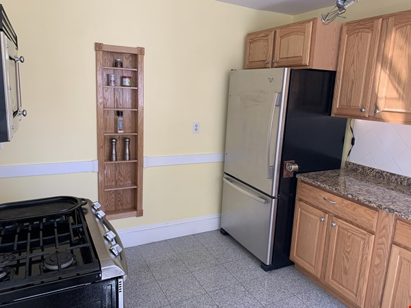 Warm, bright, safe furnished apartment near Harvard and MIT Belmont Schools Home Rental in Belmont 4 - thumbnail