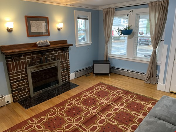 Warm, bright, safe furnished apartment near Harvard and MIT Belmont Schools Home Rental in Belmont 2 - thumbnail