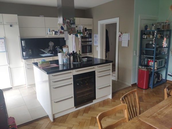 Furnished sublet: Spacious house w/ garden in the south-west of Berlin Home Rental in Berlin 2 - thumbnail