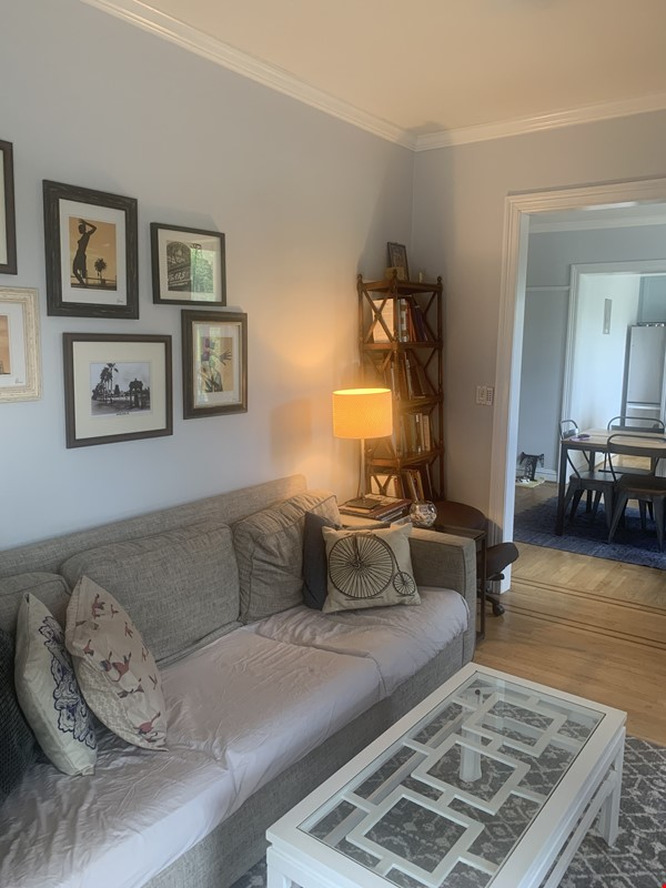 Spacious, Bright Apartment Steps From Columbia Home Rental in New York 4 - thumbnail
