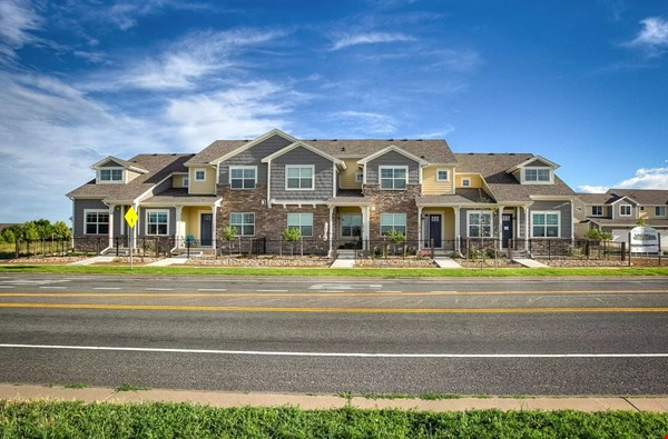 Brand New Townhome Near CSU (Furnished OR Unfurnished) Home Rental in Loveland 0 - thumbnail
