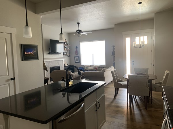 Brand New Townhome Near CSU (Furnished OR Unfurnished) Home Rental in Loveland 1 - thumbnail