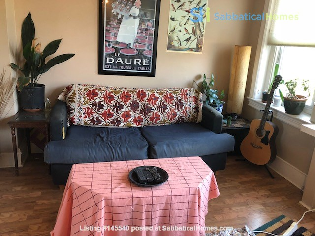 Columbia Heights DC Lovely Third Floor Home Rental in Washington, District of Columbia, United States 3