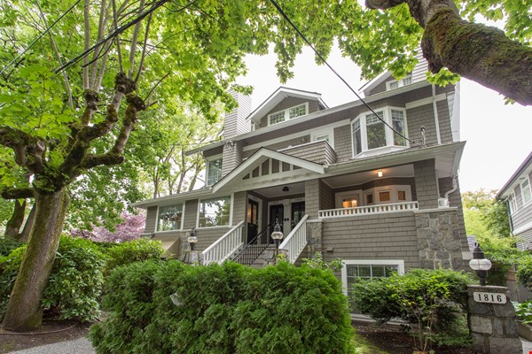Large, elegant, furnished apartment in Kitsilano, near the beach, UBC Home Rental in Vancouver 0 - thumbnail