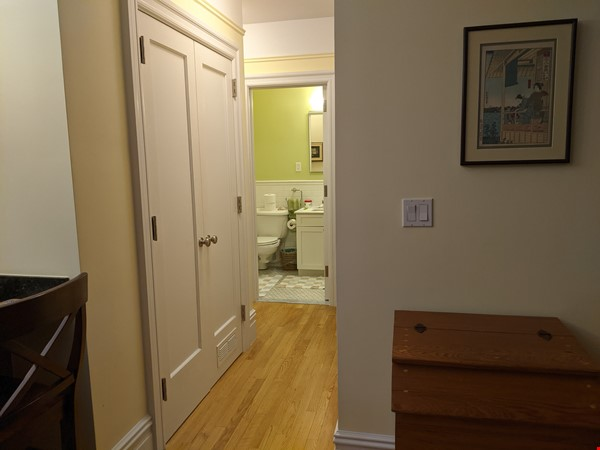 Historic apartment near Columbia with views of the Hudson and Riverside Pk Home Rental in New York 9 - thumbnail