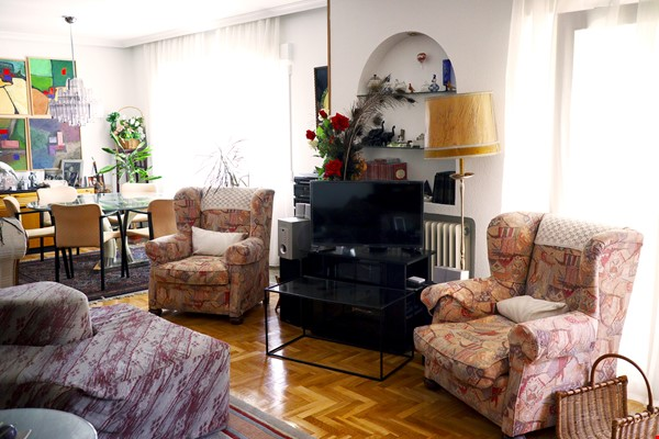 FIVE-BEDROOM APARTMENT in Paseo Castellana Madrid - Furnished/Unfurnished Home Rental in Madrid 4 - thumbnail