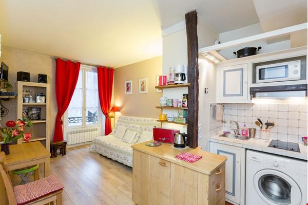 listing image for Lovely 1 BR in Marais - Center of Paris