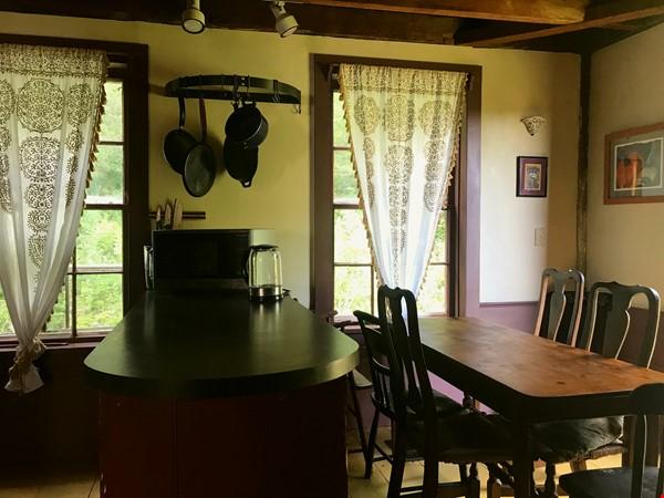 A Rural Writer's Sanctuary Home Rental in Bridport 5 - thumbnail