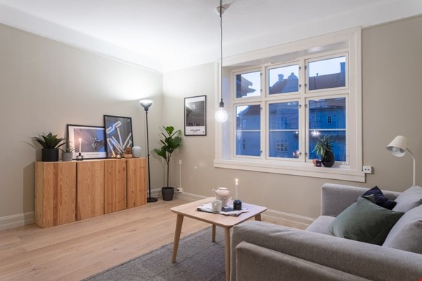 Family apartment with lovely garden/backyard and playground close to uni Home Rental in  8 - thumbnail