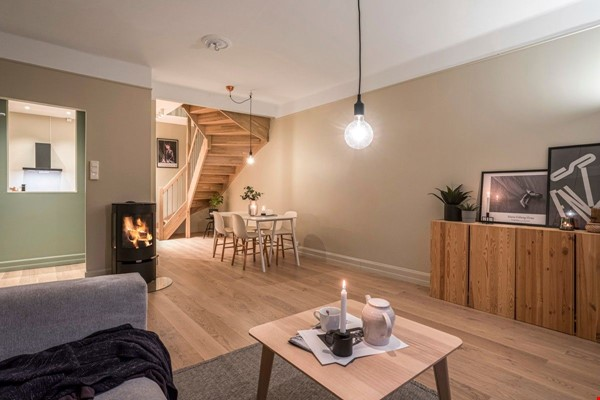 Family apartment with lovely garden/backyard and playground close to uni Home Rental in  1 - thumbnail