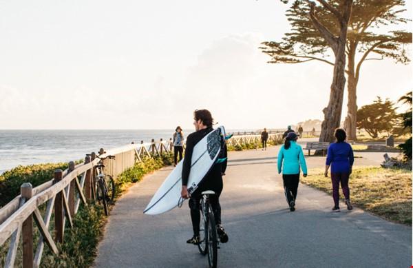 Steps to Beach Boardwalk - 3 Bdrm/2 Bath entire home Home Rental in Santa Cruz 5 - thumbnail