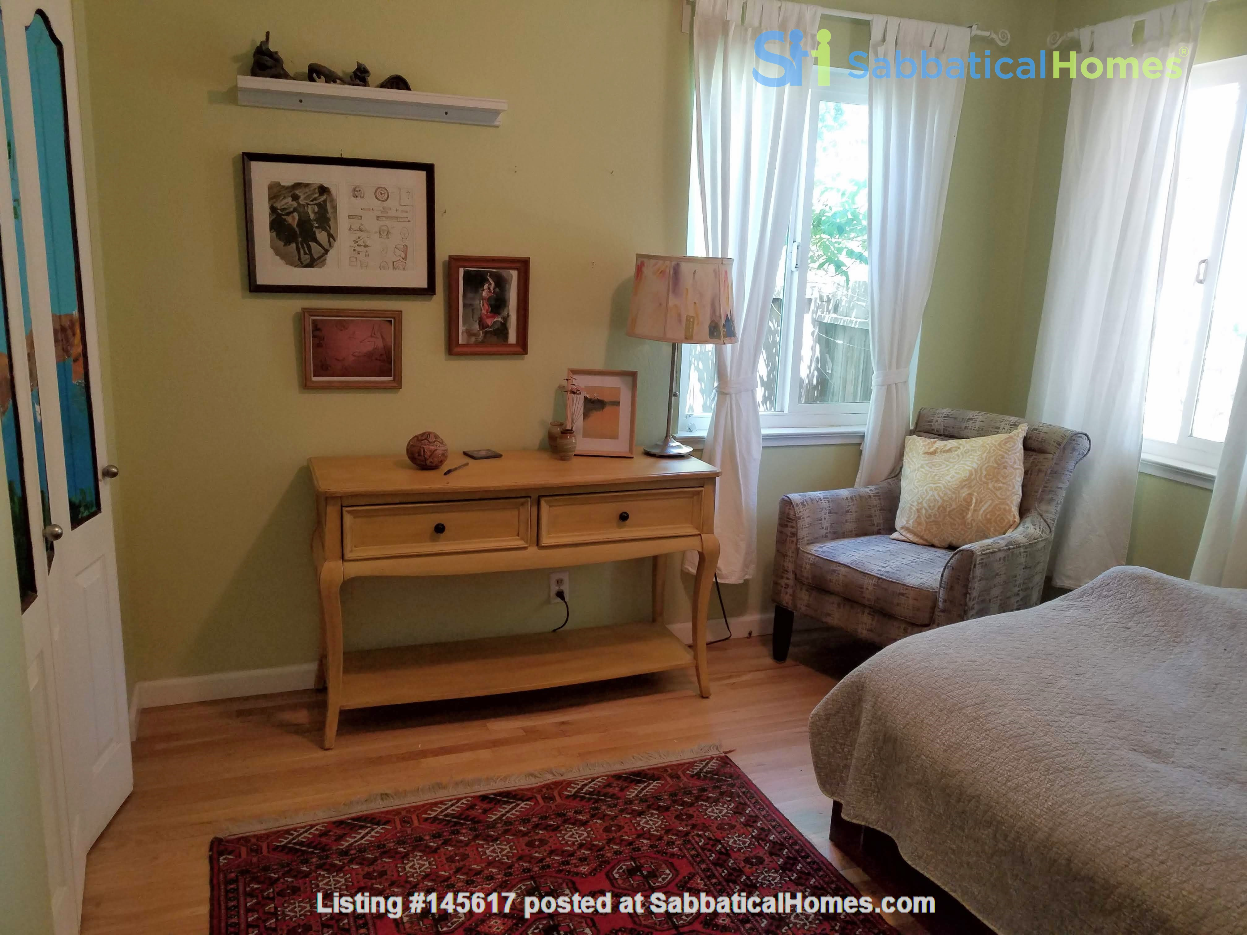 Charming, Quiet Bungalow near Stanford for AY 2021-2022 Home Rental in Mountain View, California, United States 6