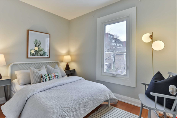 Beautiful open-concept home in the heart of Leslieville, Toronto Home Rental in Toronto 5 - thumbnail