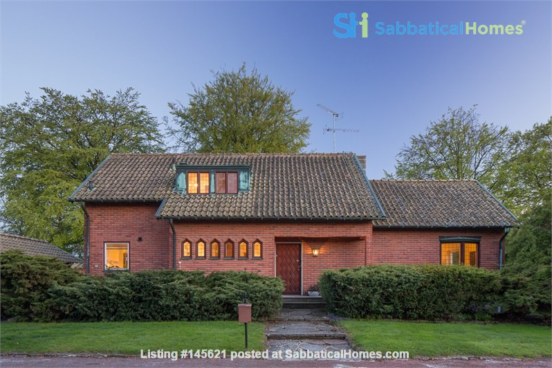 Beautiful house for rent in central Malmö (Sweden) Home Rental in , Skåne län, Sweden 0