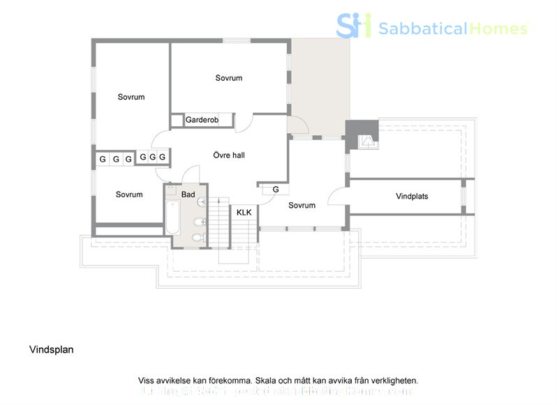 Beautiful house for rent in central Malmö (Sweden) Home Rental in , Skåne län, Sweden 7