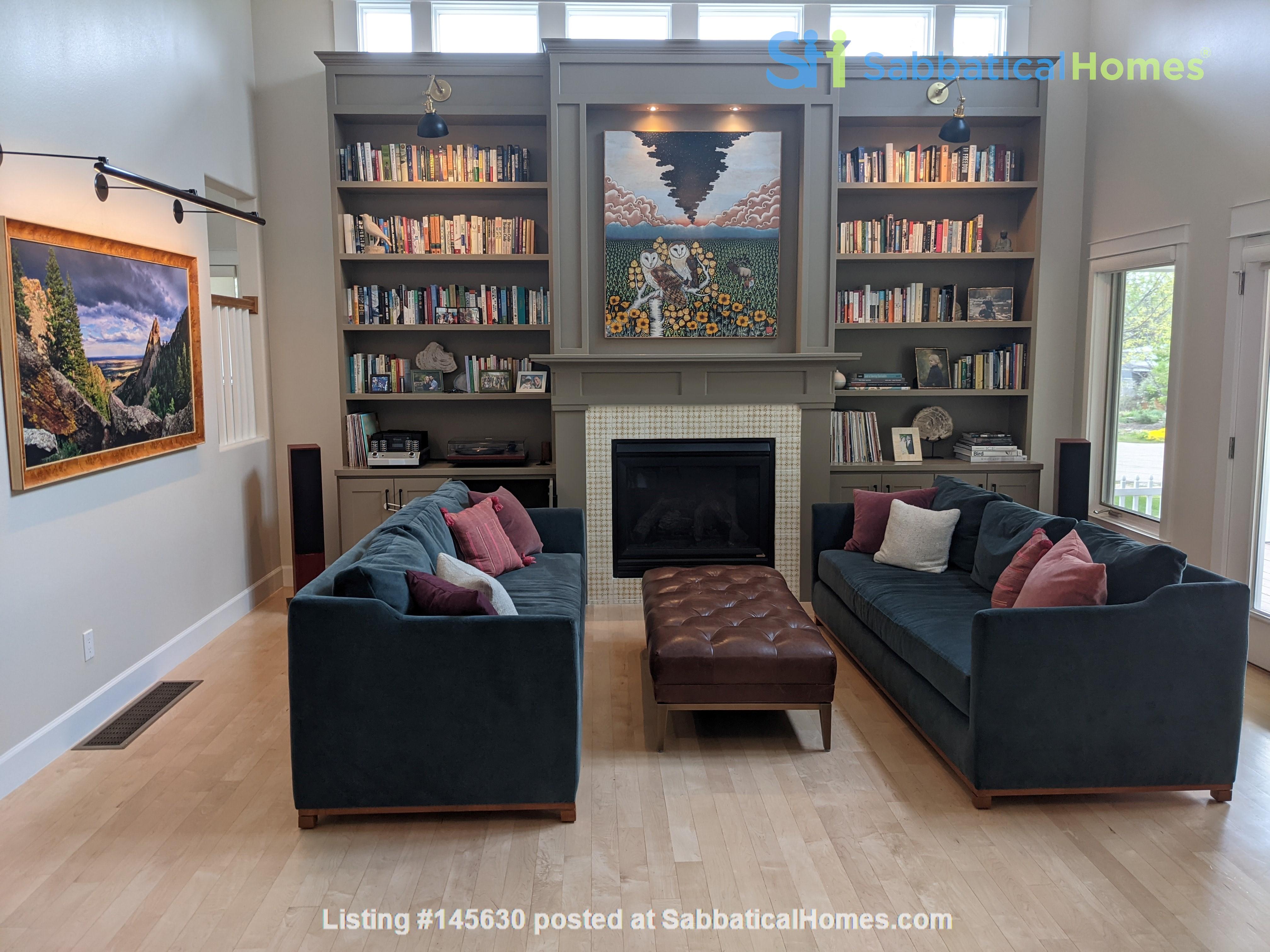 Wonderfully appointed, remodeled house in best neighborhood in Boulder! Home Rental in Boulder, Colorado, United States 5