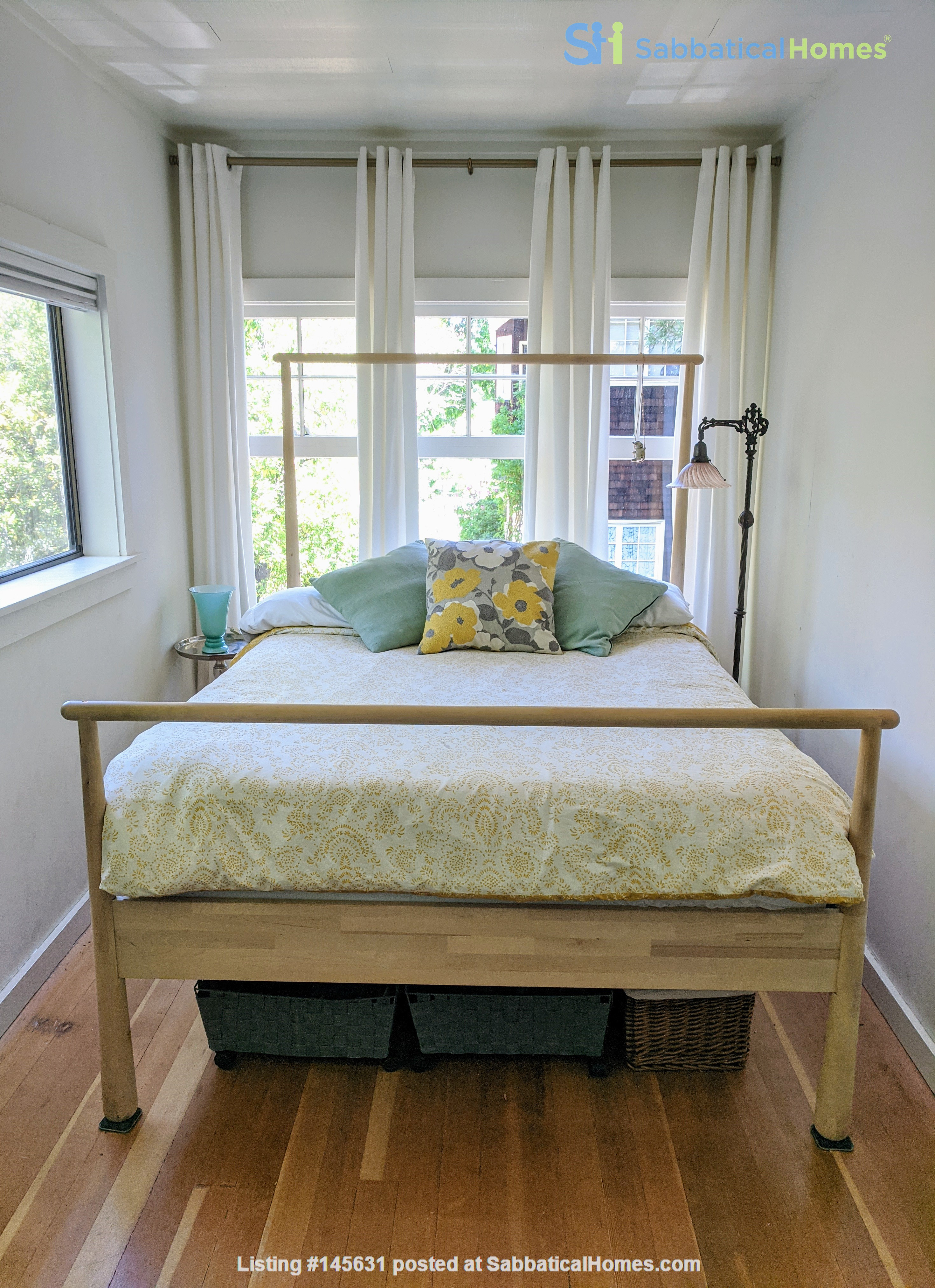 CHARMING PRIVATE COTTAGE 1 BR/1 BA + Office/studio space (720sft) Home Rental in San Rafael, California, United States 6