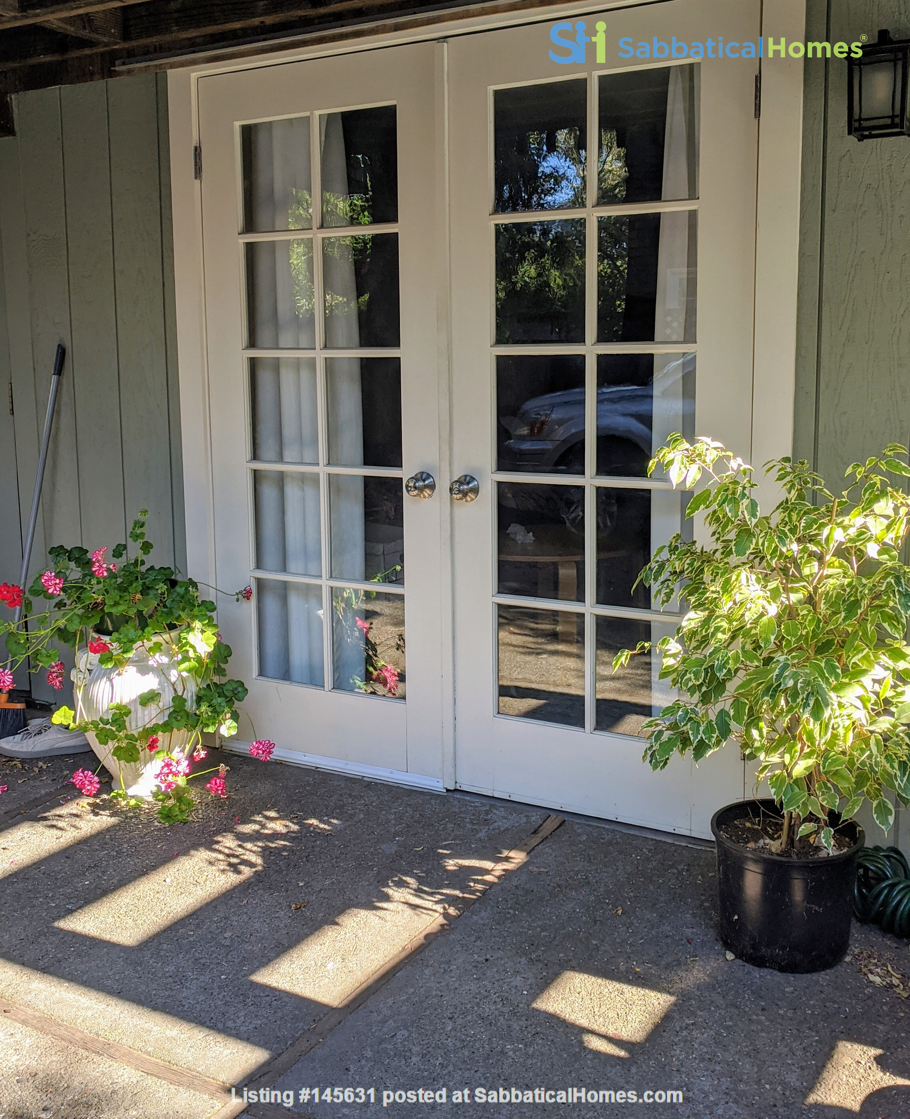 CHARMING PRIVATE COTTAGE 1 BR/1 BA + Office/studio space (720sft) Home Rental in San Rafael, California, United States 9