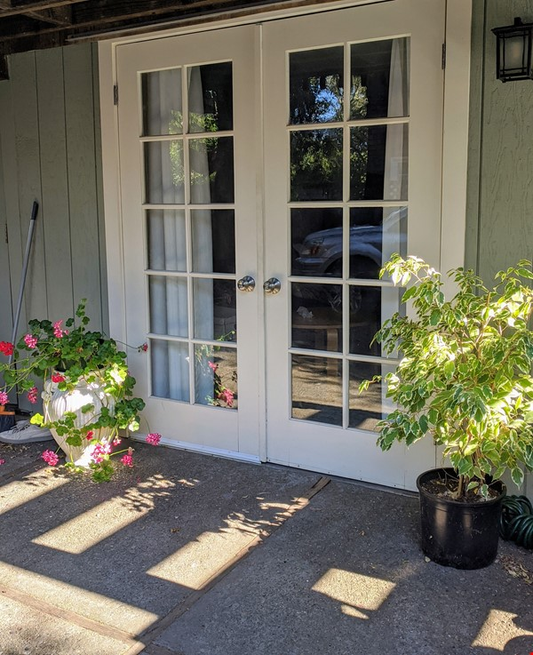 CHARMING PRIVATE COTTAGE 1 BR/1 BA + Office/studio space (720sft) Home Rental in San Rafael 9 - thumbnail