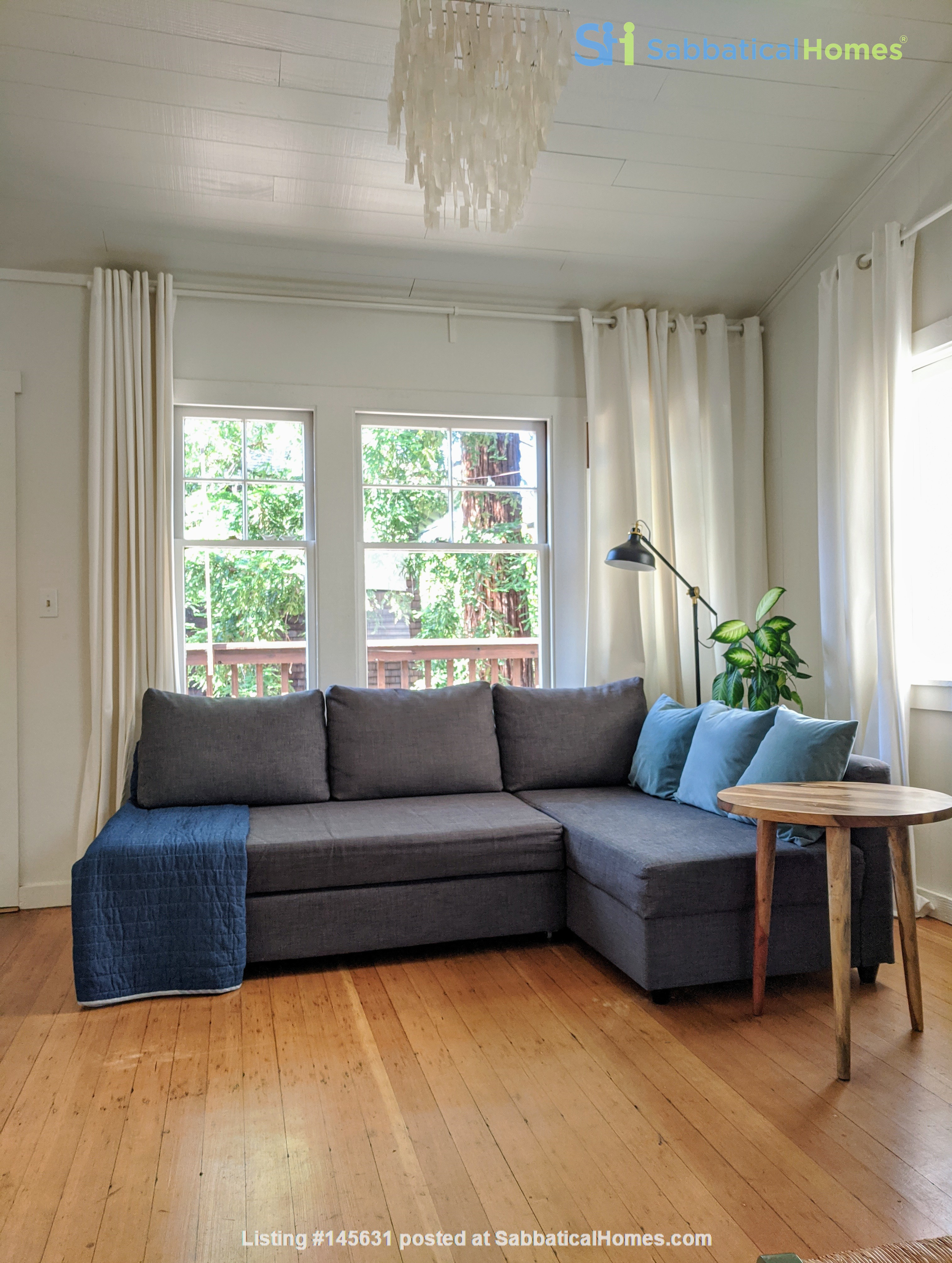 CHARMING PRIVATE COTTAGE 1 BR/1 BA + Office/studio space (720sft) Home Rental in San Rafael, California, United States 1