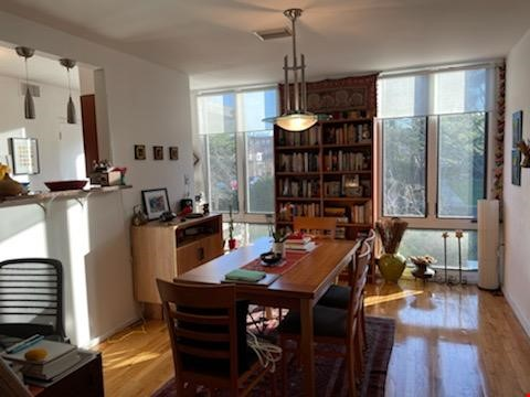 A beautiful, well-lit, furnished modern condo in historic Wooster Square Home Rental in New Haven 5 - thumbnail