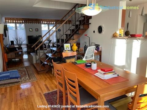 A beautiful, well-lit, furnished modern condo in historic Wooster Square Home Rental in New Haven, Connecticut, United States 4