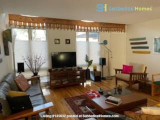 A beautiful, well-lit, furnished modern condo in historic Wooster Square Home Rental in New Haven, Connecticut, United States 0