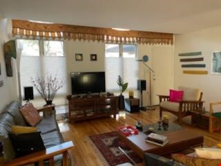 A beautiful, well-lit, furnished modern condo in historic Wooster Square Home Rental in New Haven 0 - thumbnail