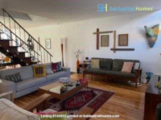A beautiful, well-lit, furnished modern condo in historic Wooster Square Home Rental in New Haven, Connecticut, United States 2