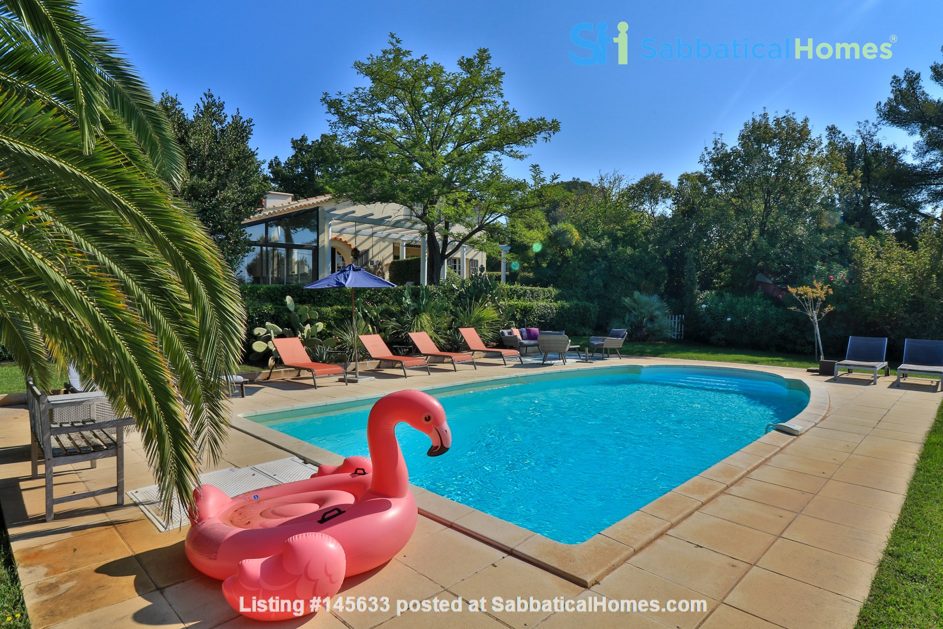Your own bungalow in Provence - large garden and pool - close to city Home Exchange in La Garde, Provence-Alpes-Côte d'Azur, France 0