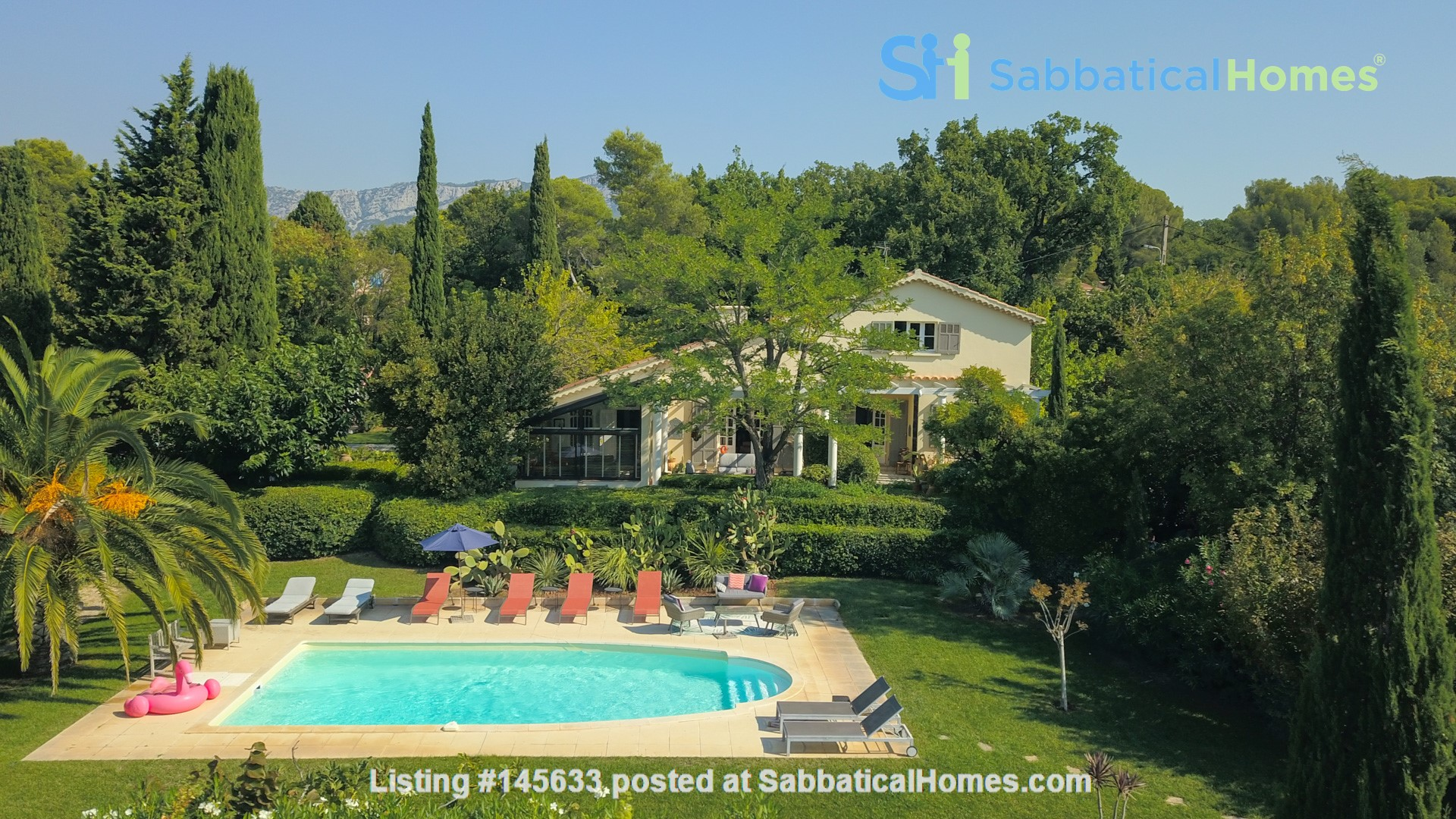 Your own bungalow in Provence - large garden and pool - close to city Home Exchange in La Garde, Provence-Alpes-Côte d'Azur, France 3