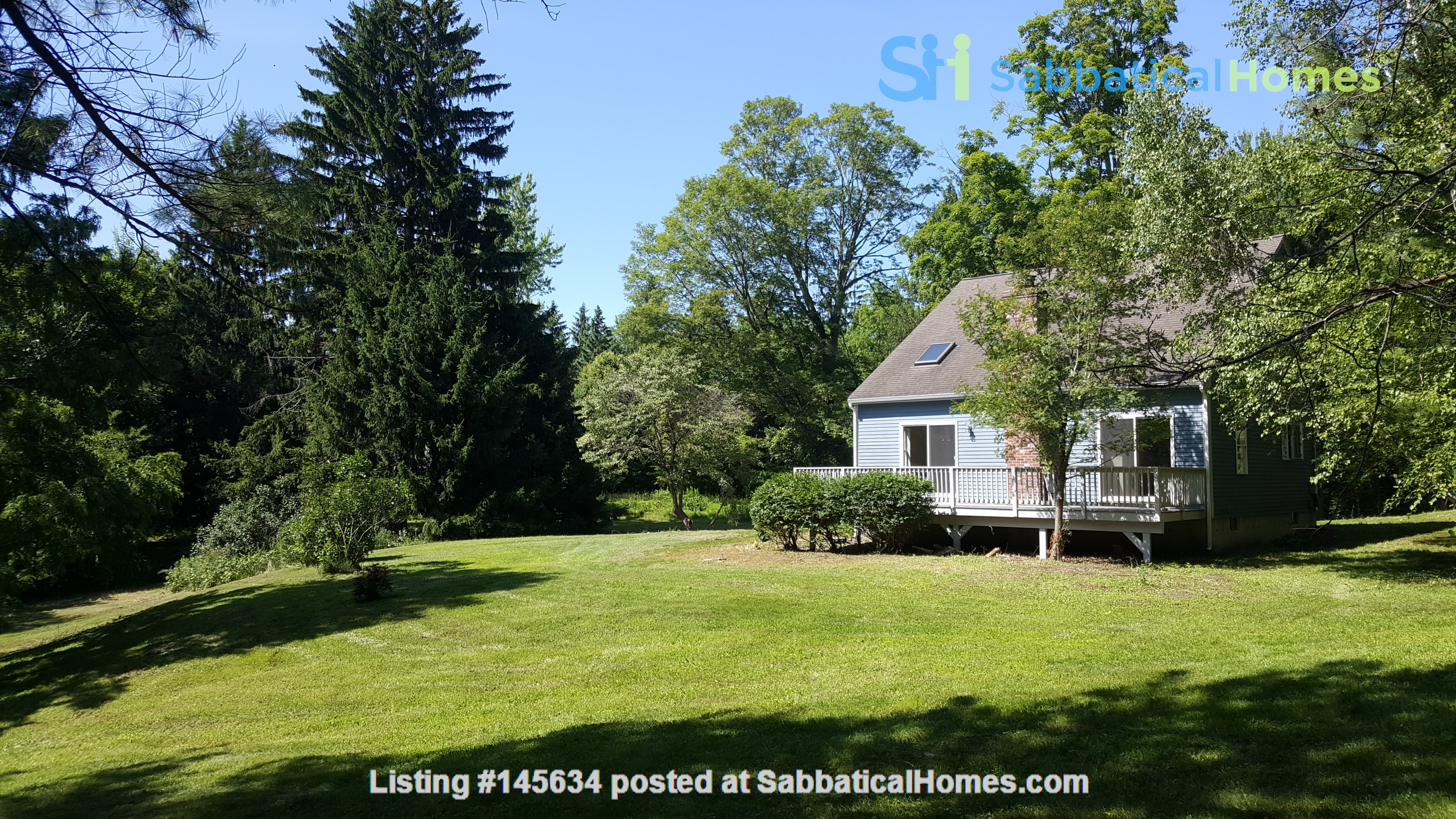 2 bedroom country house / 25 miles North of Boston and Cambridge Home Rental in Andover, Massachusetts, United States 0