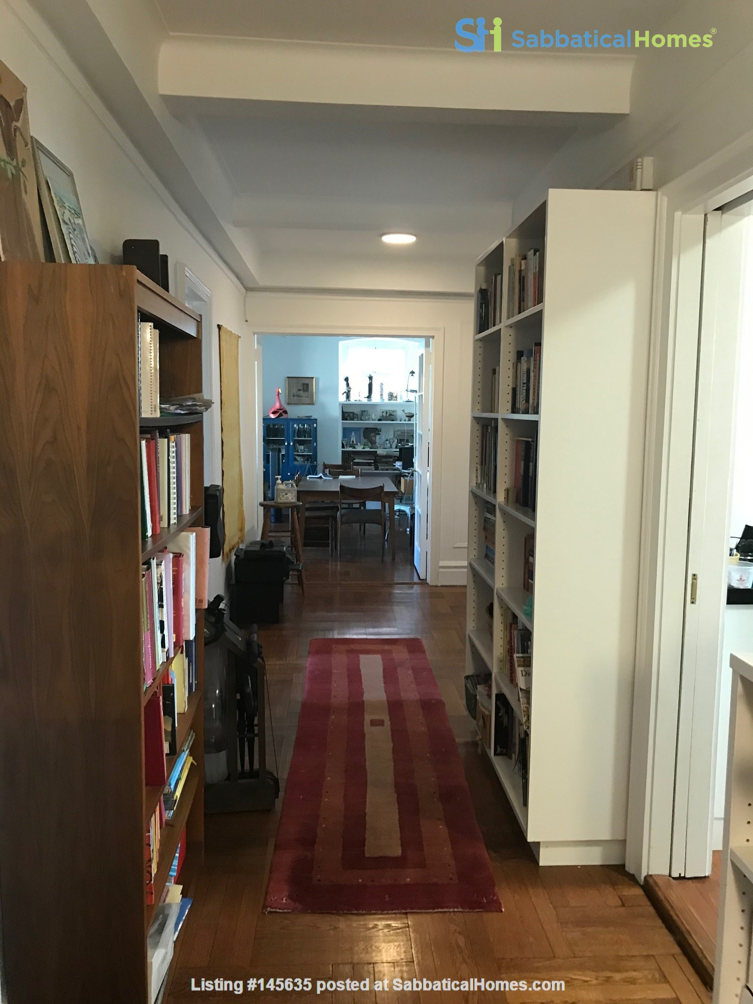 Summer Sublet High Over Washington Square Home Rental in New York, New York, United States 2