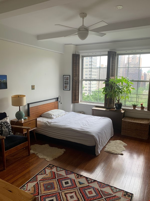 Summer Sublet High Over Washington Square Home Rental in New York 3 - thumbnail