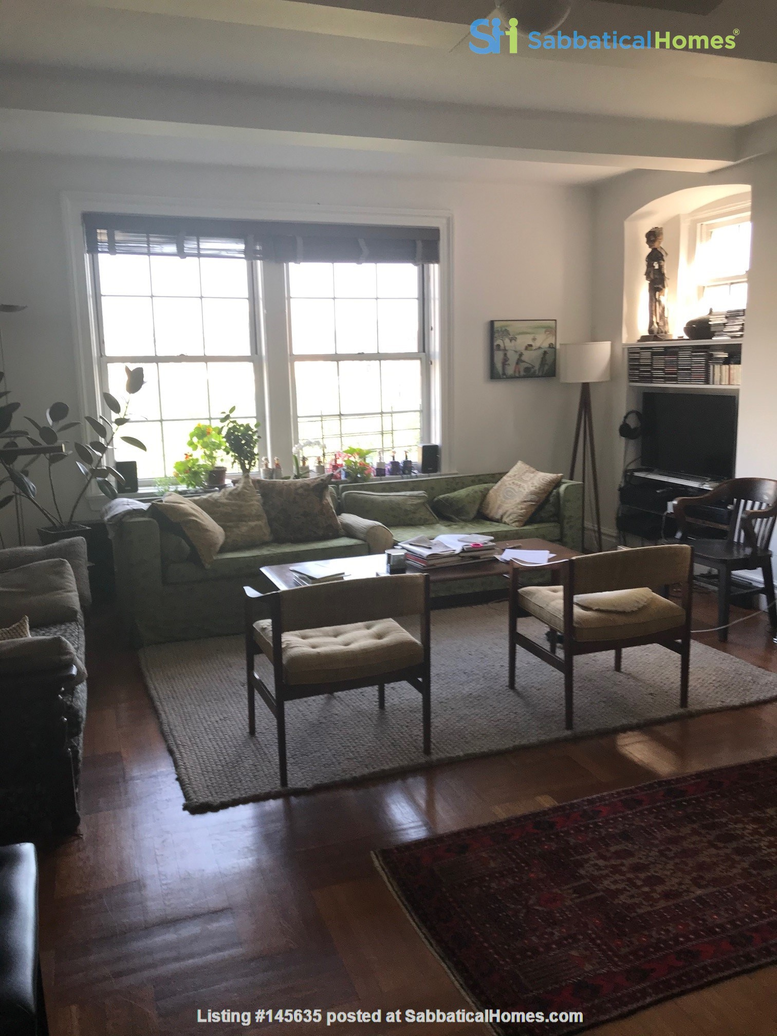 Summer Sublet High Over Washington Square Home Rental in New York, New York, United States 0