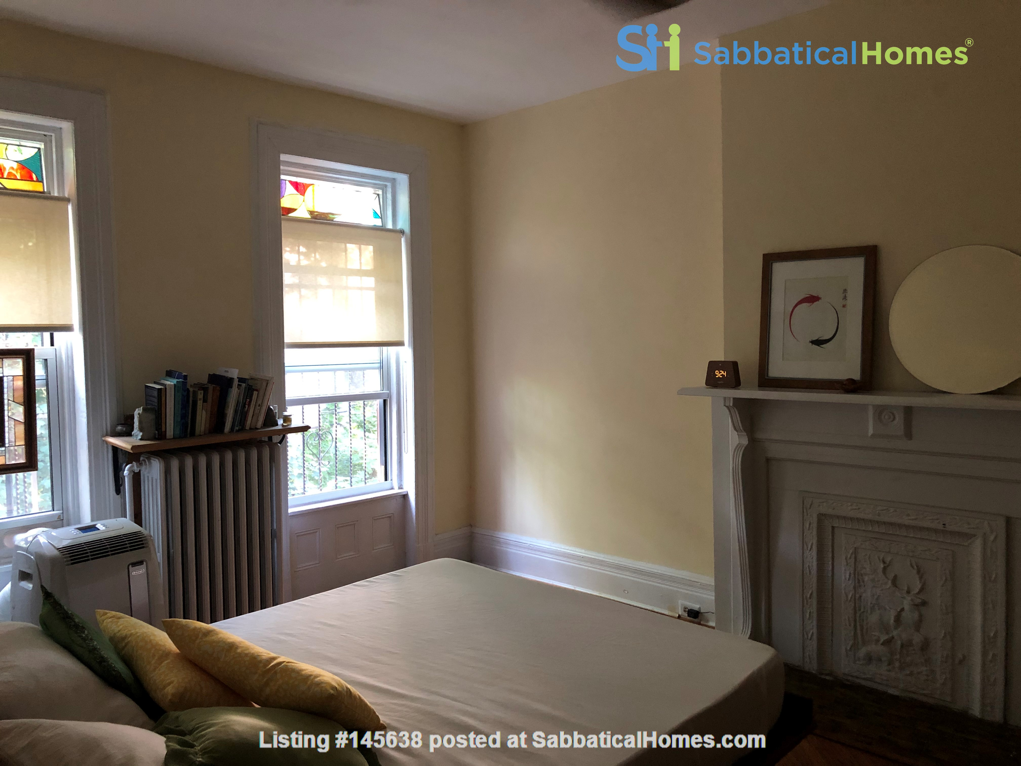Poet's Brooklyn Brownstone Home Rental in Kings County, New York, United States 4