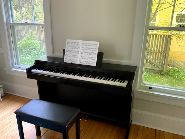 Quiet house next to Cascadilla Gorge, 5 minutes walk to Cornell Campus Home Rental in Ithaca 5 - thumbnail