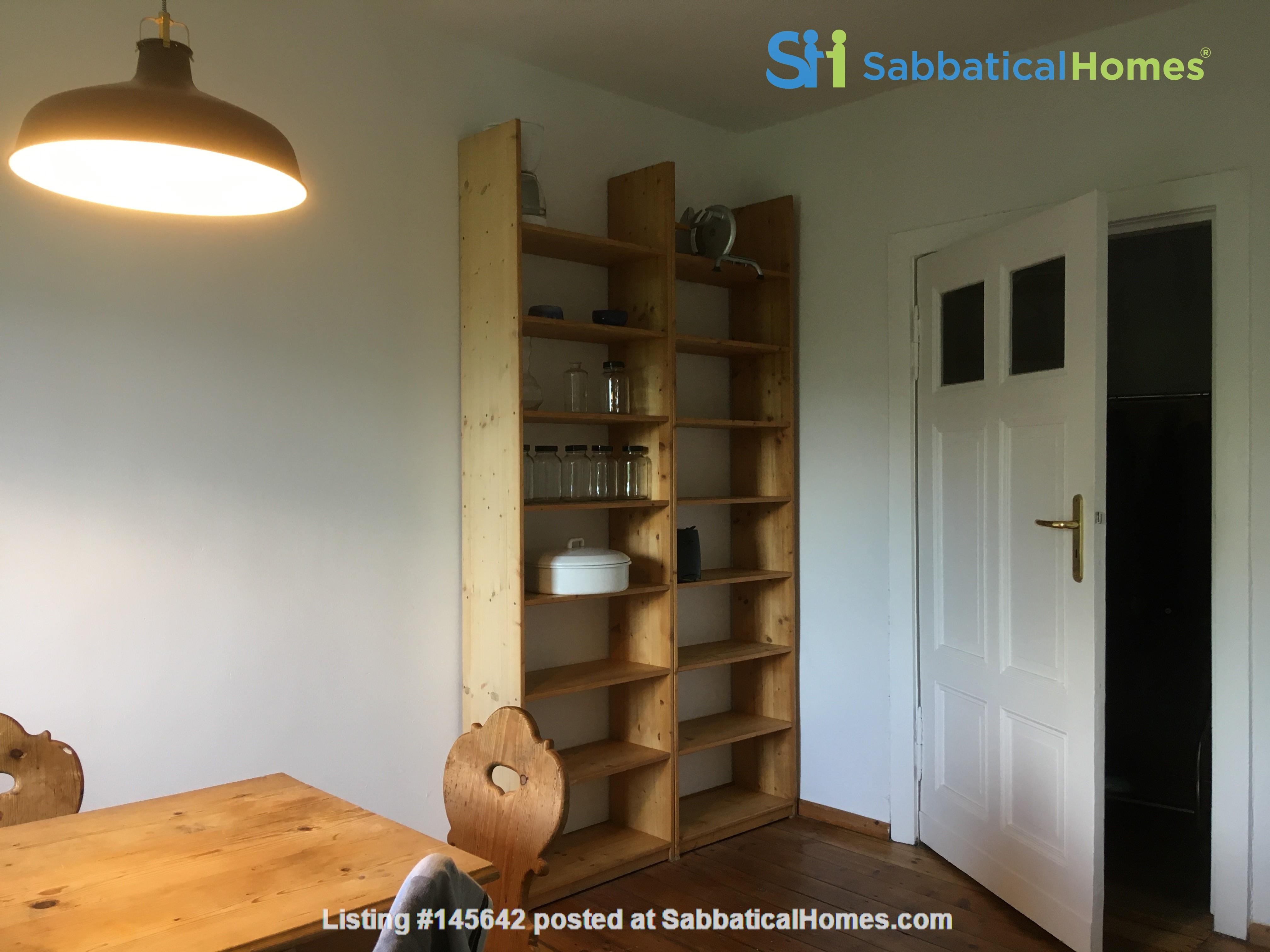 Beautiful, spacious flat, near Kollwitzplatz Home Rental in Berlin, Berlin, Germany 8