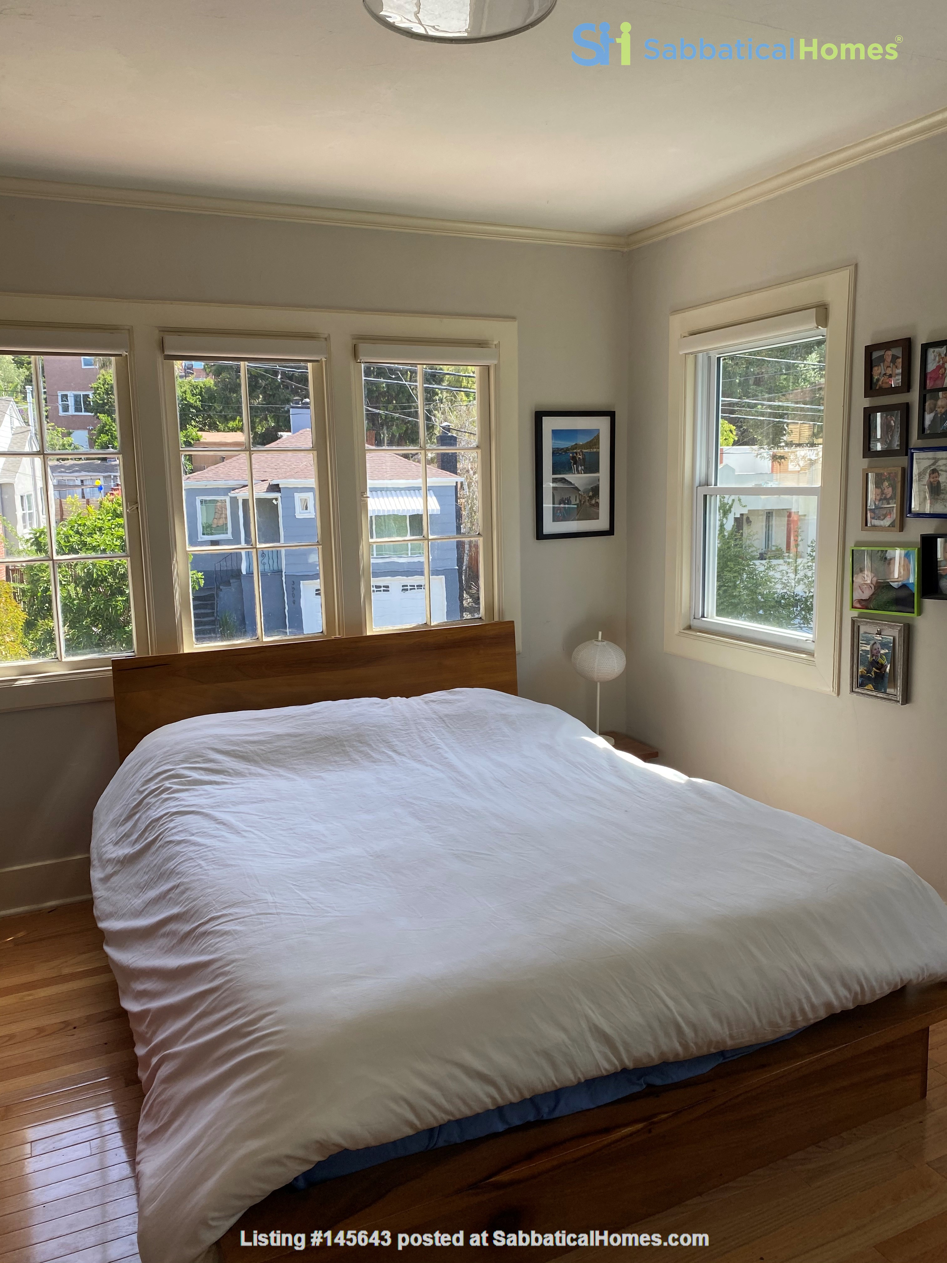 Charming 2-bedroom family-friendly home with big garden Home Rental in Oakland, California, United States 0